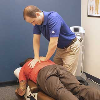 Chiropractor Portland - Dr. Todd Hartwig