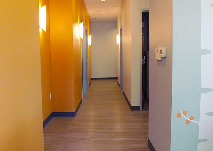 """Our """"Hallway To Health!"""""""