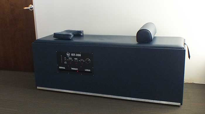Marcum Chiropractic Roller Table