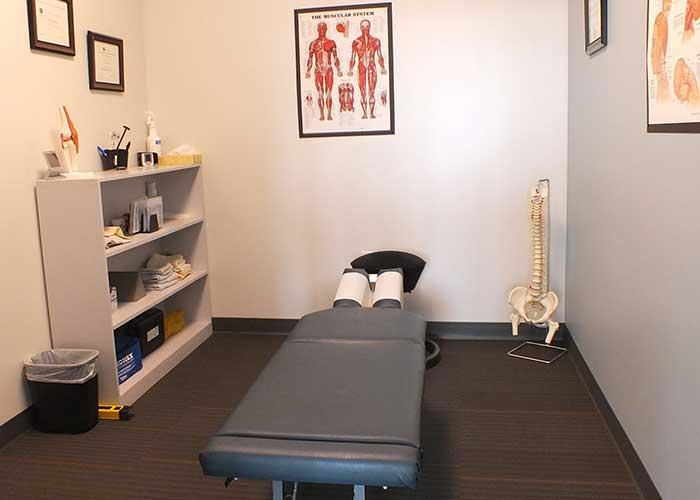 Marcum Chiropractic Exam Room #1