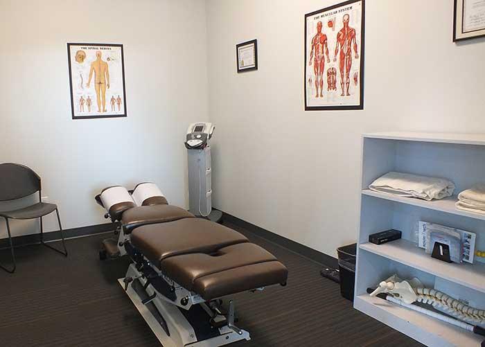 Marcum Chiropractic Exam Room #2