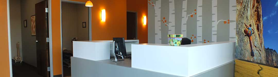 Chiropractic Front Office Section